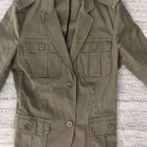 Pure DKNY army jacket- Khaki